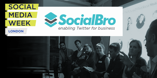 Our Social Media Week London 2015 Panel Event – The Future of Paid Social