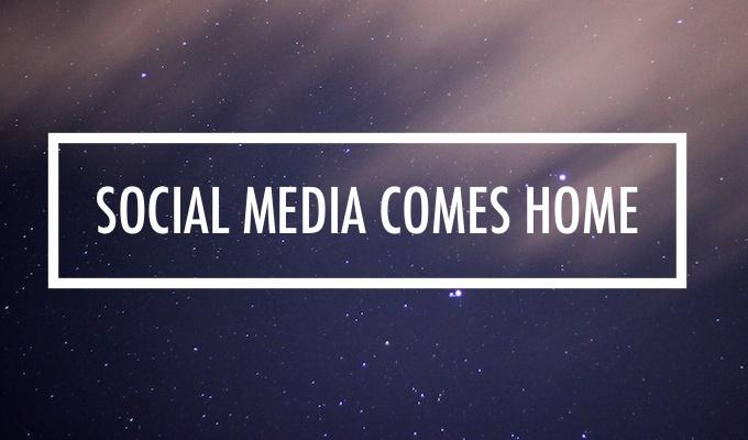 Social Business Future Gazing: #1 Social Media ComesHome