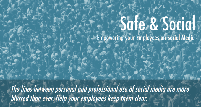 """Introducing """"Safe & Social"""" – our brand newproduct."""