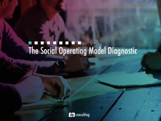 Introducing the Social Operating Model Diagnostic