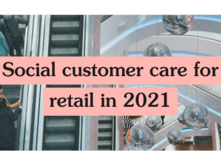 Hitting the social, customer care sweet spot in retail